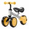 Rowerek biegowy Cutie Żółty (KKRCUTIHNY0000)