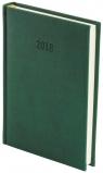 Kalendarz 2017 A5 Vivella z registrami Zielony