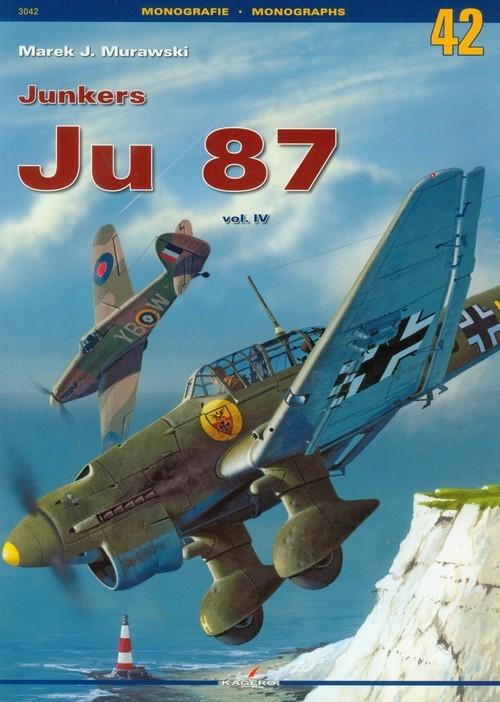 Junkers Ju 87 vol. IV Murawski Marek J.
