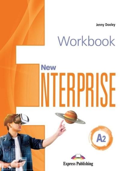 New Enterprise A2 WB & Exam Skills Practice Jenny Dooley