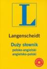 Duży Słownik polsko-angielski angielsko-polski z płytą CD