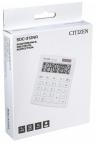 Kalkulator biurowy CITIZEN SDC-812NRWHE, 12-cyfrowy, 127x105mm, biały