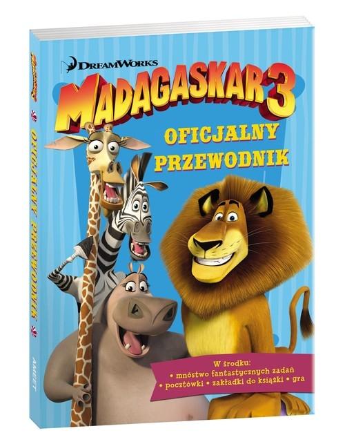 Madagaskar 3 Oficjalny przewodnik