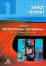 Świat chemii 1 Zeszyt przedmiotowo-ćwiczeniowy Gimnazjum Lewandowska Dorota, Nalewczyńska Barbara, Warchoł Anna