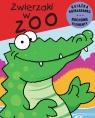 Zwierzaki w zoo Ruchome elementy