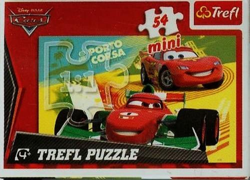 Puzzle mini 54 Auta (19361)