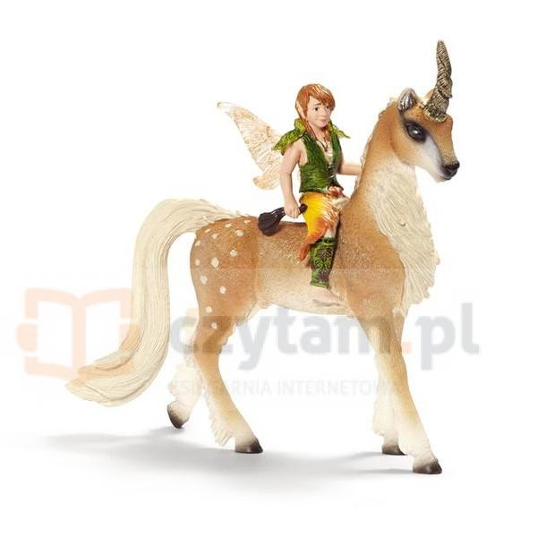 Elf na Leśnym Jednorożcu (70461)