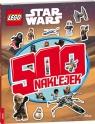 Lego Star Wars 500 naklejek (LBS-302)