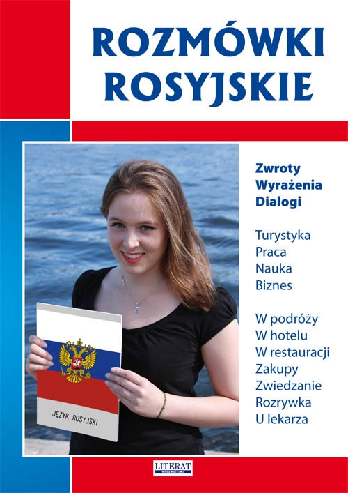 Rozmówki rosyjskie Bernacka Agnieszka, Piskorska Julia