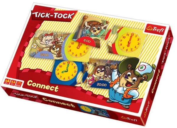 Connect Tick Tock 	 (00761)