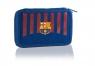 Piórnik podwójny z wyposażeniem 2W FC-270 FC Barcelona Barca Fan 8 (503020002)