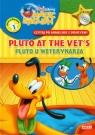 Magic English Czytaj po angielsku z Disneyem Pluto at the vet's z płytą CD