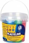 Plastelina Astra w wiaderku 6 kolorów (303106001)