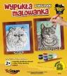 Wypukła malowanka Dwupak Koty Pers- Dragon  Li (62062)