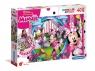 Puzzle Supercolor 40 podłogowe Minnie (25462)