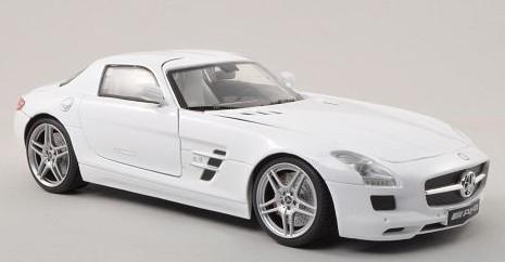 Mercedes SLS AMG (C197)