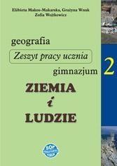 Geografia  GIM 2 Ziemia i ludzie... zad 2012 SOP Barbara Grabowska, Teresa Krynicka-Tarnacka