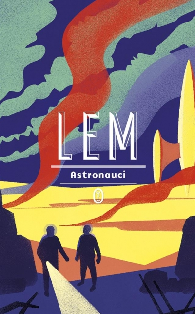Astronauci Stanisław Lem
