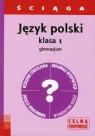 Język polski 1 ściąga