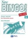 New Bingo! Plus 1. Zeszyt ćwiczeń bez elementów pisania. Szkoła podstawowa