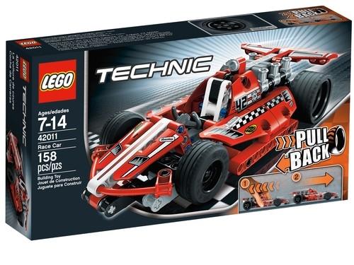 Lego Technic Samochód wyścigowy  (42011)