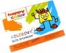 Blok rysunkowy A4/15K kolorowy