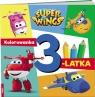 Super Wings Kolorowanka 3-latka