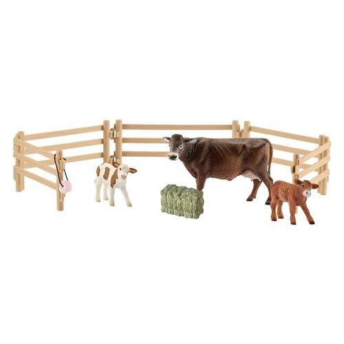 Farm world Krowa + 2 cielaki