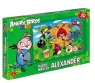 Puzzle Maxi Ptasi Koncert - Angry Birds Rio 20
