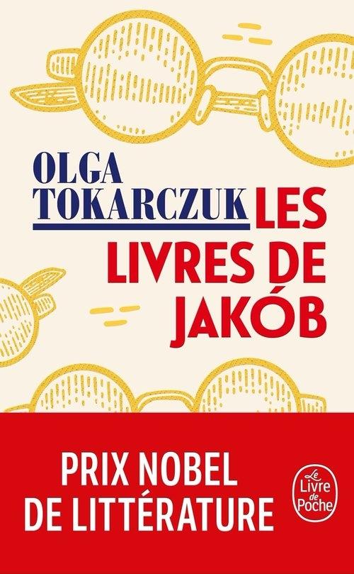 Livres de Jakob Księgi Jakubowe Tokarczuk Olga