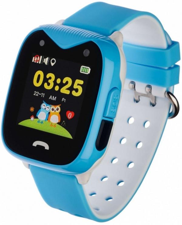 Smartwatch Kids Sweet 2 Niebieski (5903246284621)