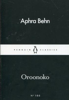 Oroonoko Behn Aphra