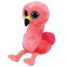 Beanie Boos: Gilda - maskotka Różowy Flaming, 24cm (37262)