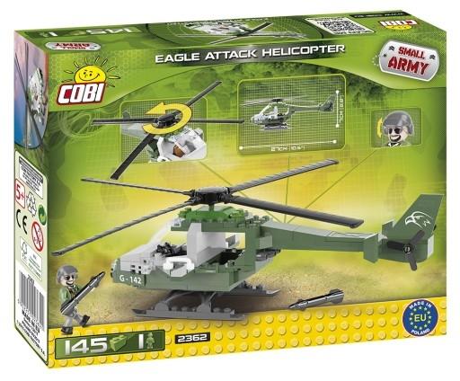 Cobi: Mała Armia. Helikopter - 2362