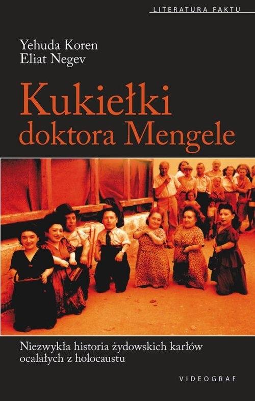 Kukiełki doktora Mengele Koren Yehuda, Negev Eilat