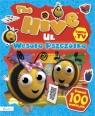The Hive Ul Wesoła pszczółka Książka z naklejkami i nie tylko