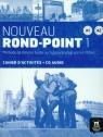 Nouveau Rond-Point 1 A1-A2 Zeszyt ćwiczeń + CD