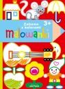 Malowanki Zabawa z kolorami 3+