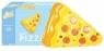 Materac dmuchany pizza 188x152 cm (DKJ0218)
