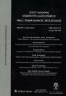 Zeszyty naukowe UJ 4(122)2013