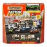 Matchbox Action Drivers: Zestaw startowy - Stacja benzynowa (GVY82/GVY84)