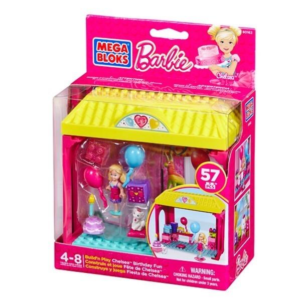 Barbie urodziny Chelsea