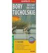 Bory Tucholskie, Kaszuby, Kociewie - mapa turystyczna 1:150 000