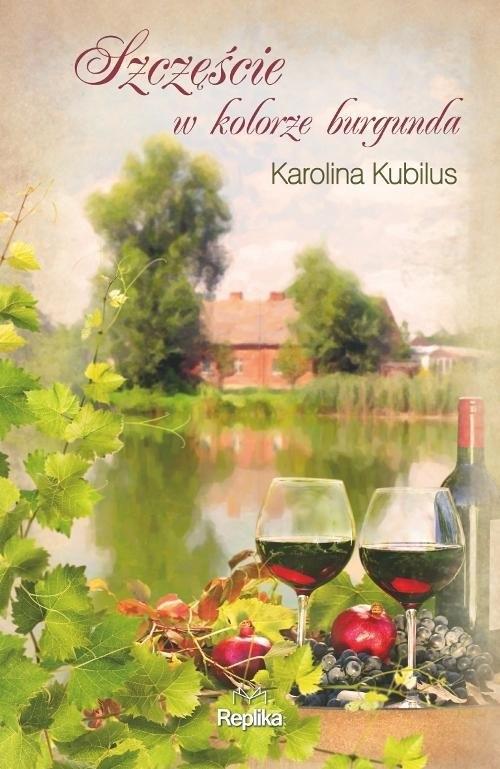 Szczęście w kolorze burgunda Kubilus Karolina