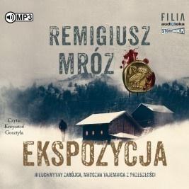 Ekspozycja (Audiobook) Remigiusz Mróz