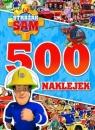 Strażak Sam. 500 naklejek