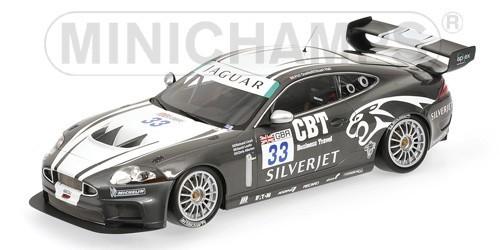 Jaguar XKR GT3 #33 Quaife