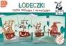 Puzzle 10: Układam i opowiadam Łódeczki 2-3 lata Wyrt Paulina