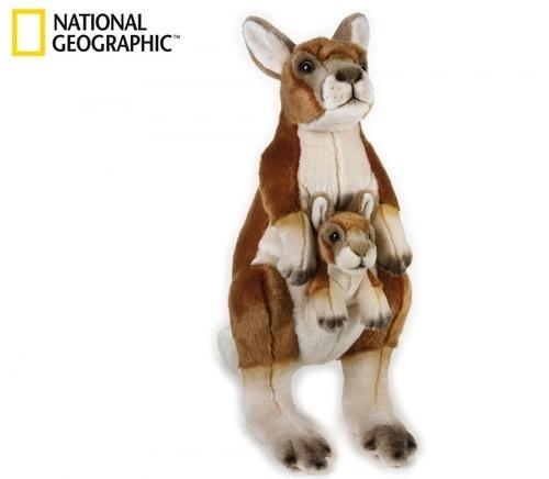 Kangur z dzieckiem
