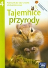 Tajemnice przyrody 4 Podręcznik Szkoła podstawowa Marko-Worłowska Maria, Szlajfer Feliks, Stawarz Joanna